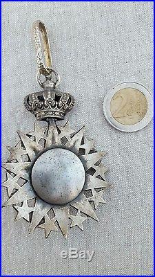 Ordre du nicham el anouar order medal nichan
