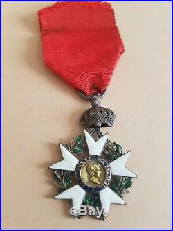 Ordre legion d honneur 1er empire deuxieme type napoleon empire