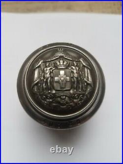 Palais Grèce Principauté Royaliste Roi Danemark duc d'Edimbourg Great Britain