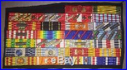 Placard De 26 Décorations Militaires De Général