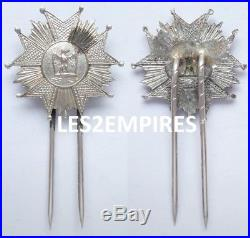 Plaque Aigle Légion D'honneur Ordre Couronne De Fer Napoléon 1er Premier Empire