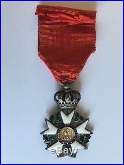 Premier Empire Légion d'Honneur Chevalier 3ème Type Ordonnance