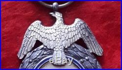 RARE Médaille Militaire modèle Présidence 1er type 1852