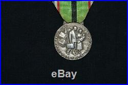 Rare Medaille Des Patriotes Proscrits 1° Mod-medal For The Proscribed Patriot
