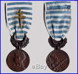Rare Medaille Du Levant De Gaunt