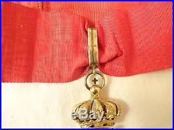 Rare commandeur légion d'honneur napoléon lll, 2è empire