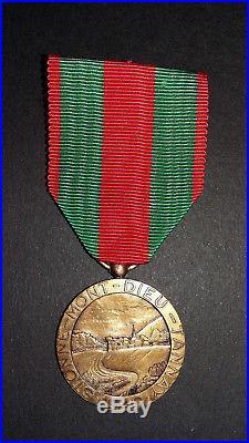 Rare médaille de Stonne Tannay