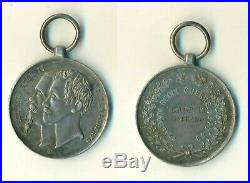 Rare médaille italienne medaglia veterani delle guerra 1848 1849