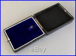 Russie Impériale boîte pour Ordre, Médaille Russia Case for Order, Medal