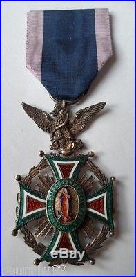 Second Empire Ordre de Notre Dame de la GUADALUPE (Mexique)