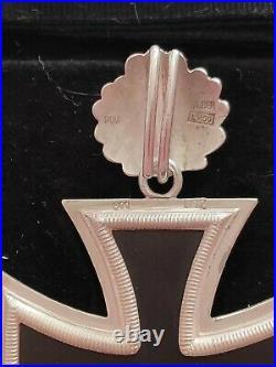 Superbe croix de Chevalier Ritterkreuz 1813 fabrication haute qualité en argent
