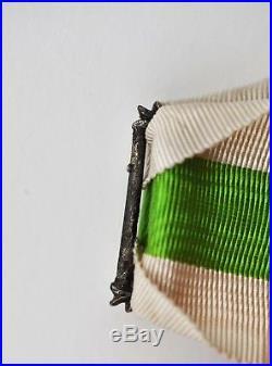 Syrie Ordre du Mérite Syrien, insigne de 1ere classe en vermeil