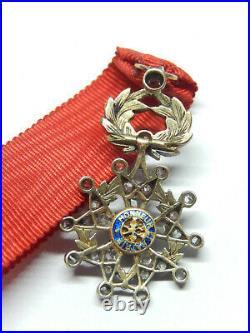 T4A Belle médaille luxe en réduction légion d'honneur French medal N°1