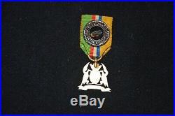 Tres Rare Medaille Des Anciens Combattants D'avignon Guerre De 1870-1871