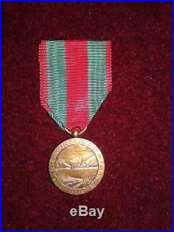 Tres Rare Medaille Des Combattants De Stonne-mont-dieu-tannay (ardennes) Ww2