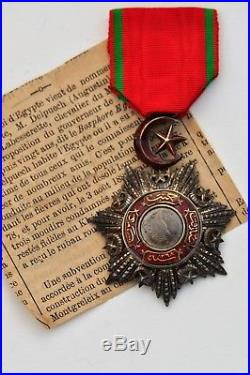 Turquie Ordre du Medjidié