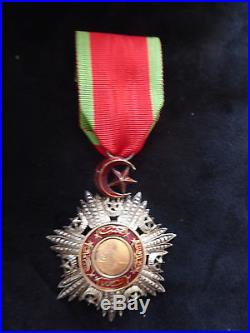 Turquie Ordre du Medjidié, étoile de Chevalier