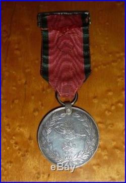 Turquie médaille de Crimée