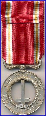 Vatican Médaille de Castelfidardo 1860